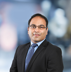 Sameer Kamath, Group CFO, Avendus Capital